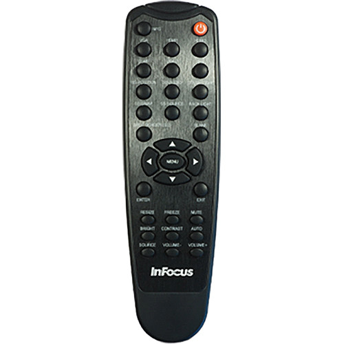 InFocus 11970040-0G Device Remote Control
