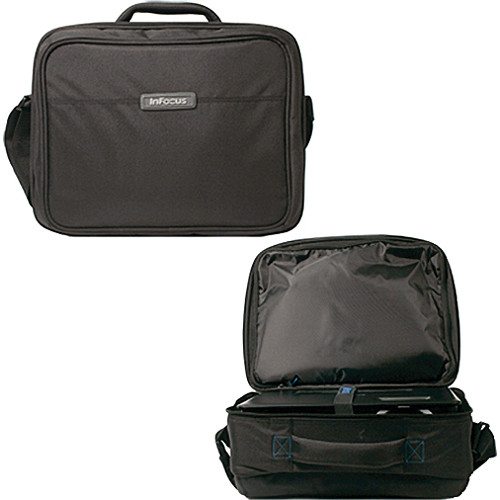 InFocus Soft Carry Case for Office or Classroom Projector (Black)