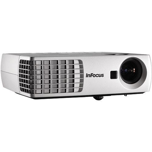 Infocus in1102 compact dlp projector in1102 b h photo video for Best compact projector reviews