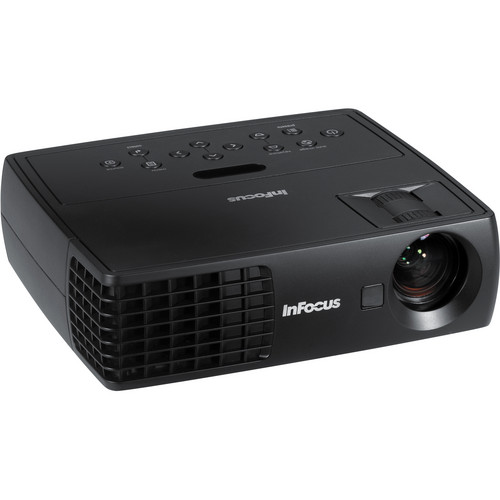 InFocus IN1112 Mobile Projector