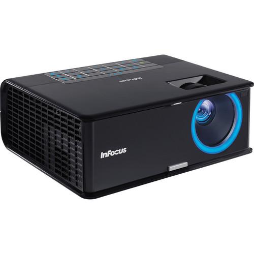 InFocus IN2116 Portable Widescreen DLP Projector