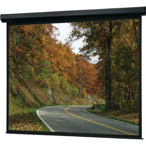 "InFocus SC-MOT-100 Motorized Electric Projection Screen (60 x 80"", 120V, 60V)"