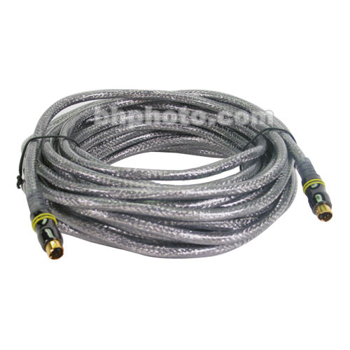 InFocus S-Video 4-pin Male to 4-pin Male Cable - 33 ft