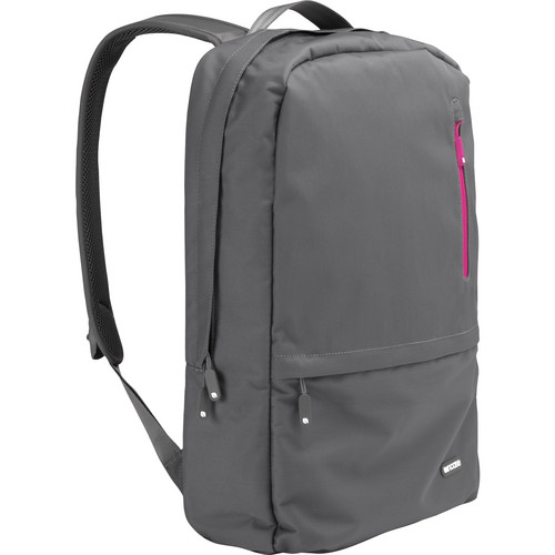 "Incase Designs Corp Campus Pack for 15"" MacBook Pro (Dark Gray/Pink Berry)"
