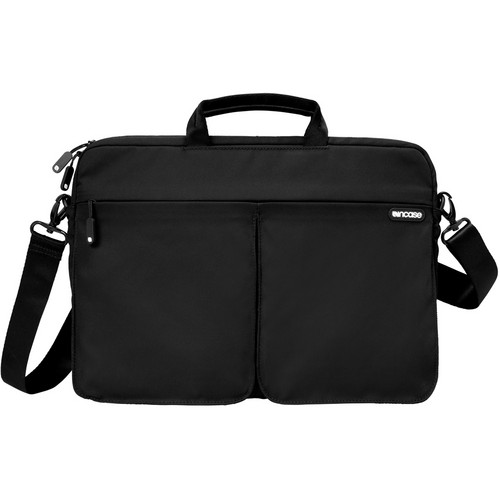 "Incase Designs Corp CL57483 Nylon Sling Sleeve for MacBook Pro 15"" Notebook (Black)"
