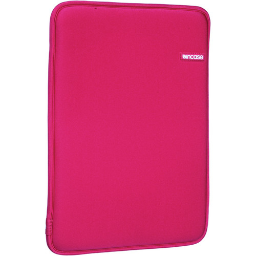 "Incase Designs Corp Neoprene Sleeve for MacBook Air (11"", Raspberry)"