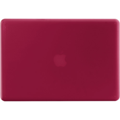 "Incase Designs Corp Hardshell Case for 13"" MacBook Pro (Raspberry)"
