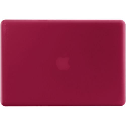 "Incase Designs Corp Hardshell Case for 13"" MacBook Pro (Raspberry)"