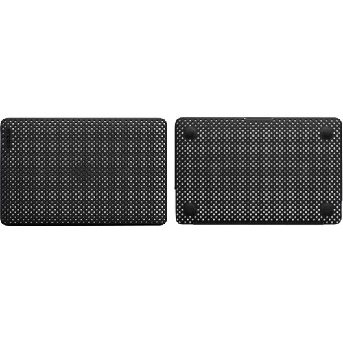 Incase Designs Corp Perforated Hardshell Case (Black)