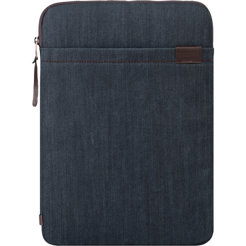 "Incase Designs Corp Terra Sleeve for 15"" MacBook Pro (Blue Denim)"