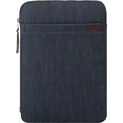 "Incase Designs Corp Terra Sleeve for 15"" MacBook Pro (Blue Denim)"
