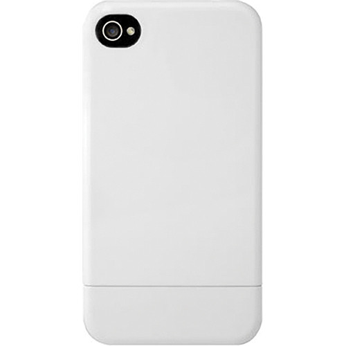 Incase Designs Corp Slider Case for Apple iPhone 4 (White)