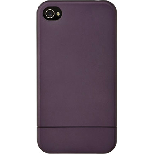 Incase Designs Corp Slider Case for Apple iPhone 4 (Dark Mauve)