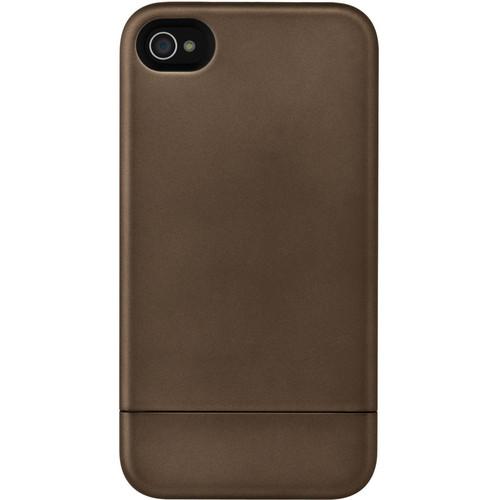 Incase Designs Corp Metallic Slider Case for the iPhone 4/4S (Fir Green)