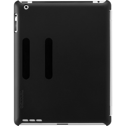 Incase Designs Corp CL60137 Magnetic Snap Case (Black Frost)