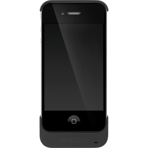 Incase Designs Corp Snap Battery Case for iPhone 4 (Black)