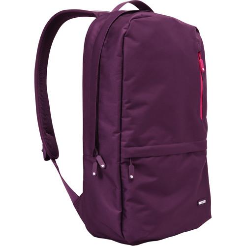 Incase Designs Corp Campus Backpack (Aubergine/Cranberry)