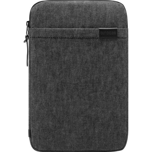 "Incase Designs Corp Terra Collection Sleeve for 13"" MacBook Pro (Charcoal Chambray)"