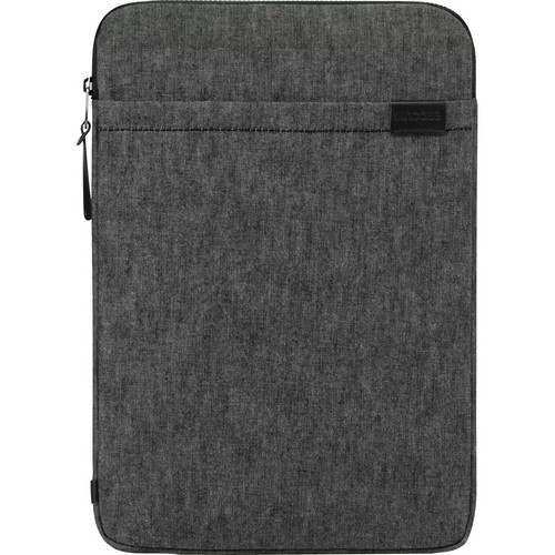 "Incase Designs Corp Terra Collection Sleeve for 15"" MacBook Pro or 15"" MacBook Pro with Retina Display (Charcoal Chambray)"