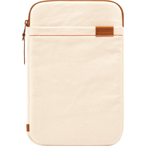 "Incase Designs Corp Terra Collection Sleeve for 13"" MacBook Air or 13"" MacBook Pro (Natural Canvas)"