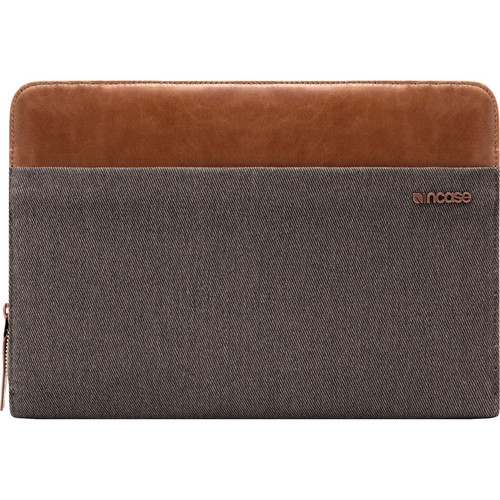 "Incase Designs Corp Pathway Folio for up to a 13"" MacBook Pro (Gabardine)"