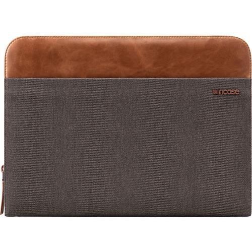 "Incase Designs Corp Pathway Folio for up to a 15"" MacBook Pro (Gabardine)"