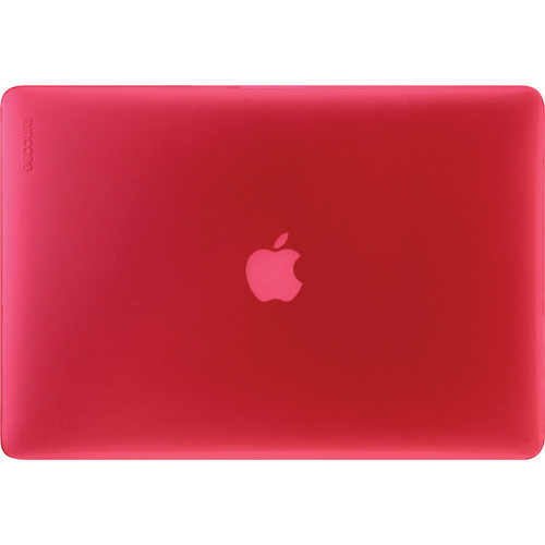 "Incase Designs Corp Hardshell Case for MacBook Pro 15"" With Retina Display (Raspberry Gloss)"