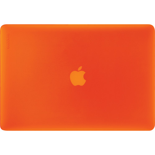 "Incase Designs Corp Hardshell Case for MacBook Pro 15"" With Retina Display (Red Orange)"
