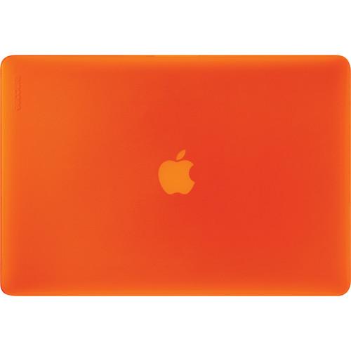 "Incase Designs Corp Hardshell Case for MacBook Pro 15"" With Retina Display (Red Orange)"