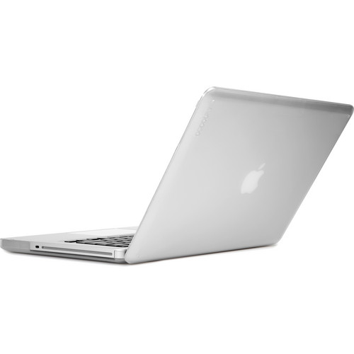 "Incase Designs Corp Hardshell Case for MacBook Pro 13"" Aluminum (Clear)"