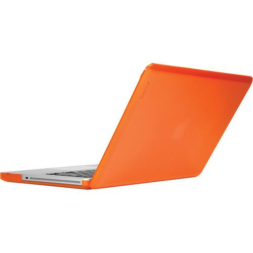 """Incase Designs Corp Hardshell Case for MacBook Pro 13"""" Aluminum (Red Orange)"""