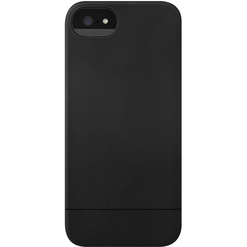 Incase Designs Corp Slider Case for iPhone 5/5s/SE (Black)