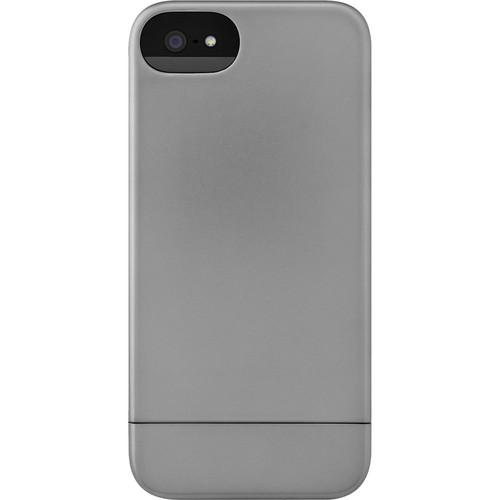 Incase Designs Corp Metallic Slider Case for iPhone 5 (Steel)