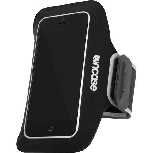 Incase Designs Corp CL69048 Sports Armband for iPhone 5/5s/SE (Black)