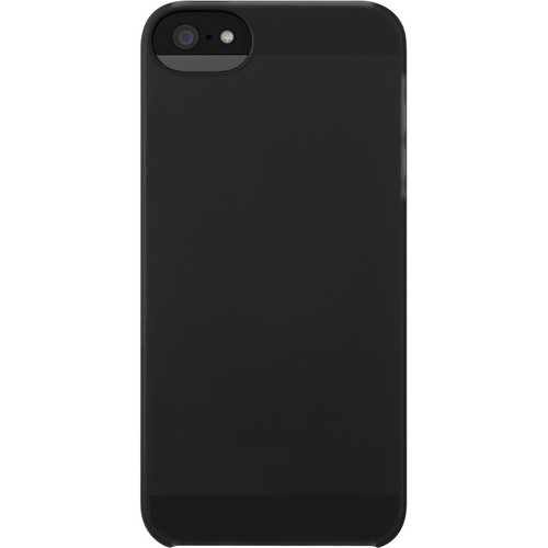 Incase Designs Corp CL69051 Snap Case for iPhone 5/5s/SE (Black Frost)