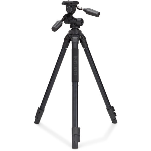 Induro AKP2 Adventure Series Tripod w/ 3-Way Pan Head Kit