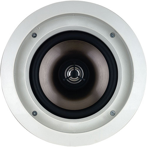 "Infinity CS60R 6-1/2"" 2-Way Round In-Ceiling Speaker"