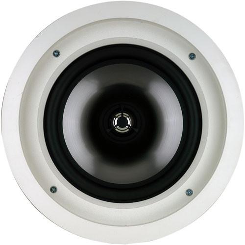 """Infinity CS80R 8"""" 2-Way Round In-Ceiling Speaker"""