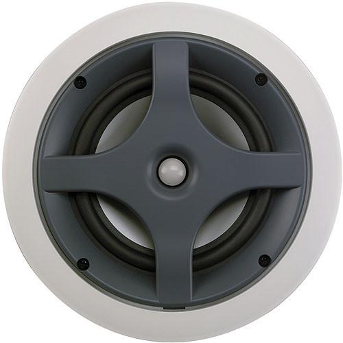 "Infinity ERS 110II 6-1/2"" 2-Way Round In-Ceiling Speaker"