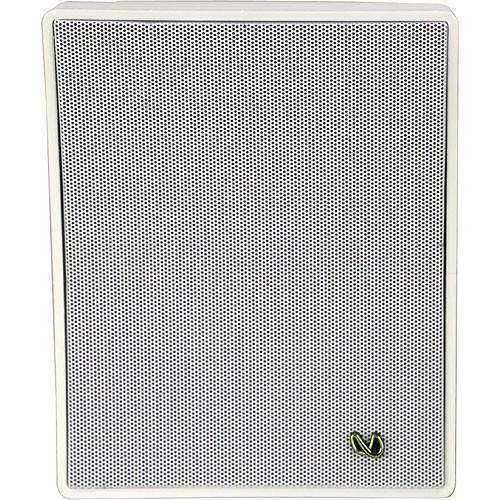 Infinity OUTRIGGER JR. 2-Way Indoor/Outdoor Speaker (Pair, White)