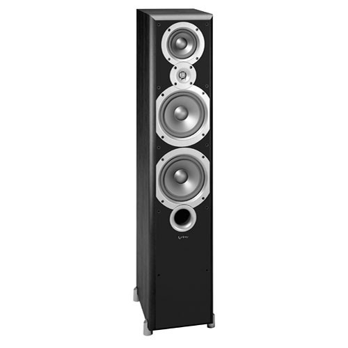 "Infinity P363BK 6.5"" 3-Way Passive Floorstanding Speaker (Black)"