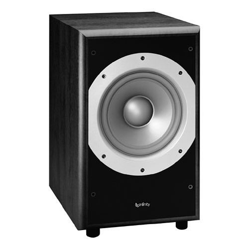 "Infinity PS38BK 150W 8"" Active Subwoofer"