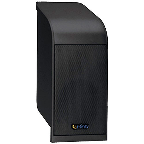"Infinity TSS-SAT500CH 2-Way 2-1/2"" Satellite Speaker (Charcoal)"