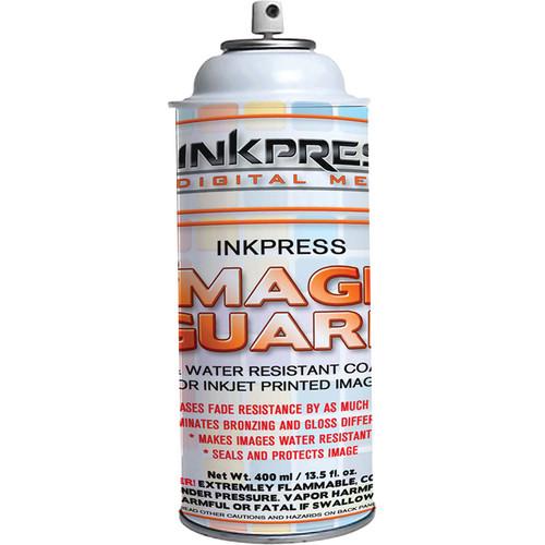 Inkpress Media Image Guard Protective Coating Spray