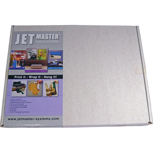 "Innova Jetmaster Display System for 8.5 x 11"" Media (10-Pack)"