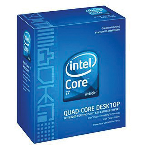 intel core i7 950 processor bx80601950 b h photo video. Black Bedroom Furniture Sets. Home Design Ideas