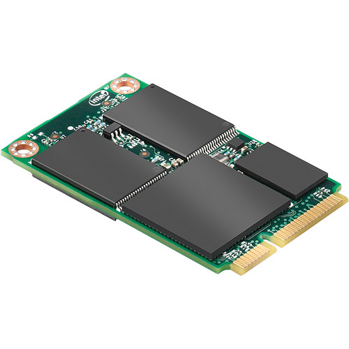 """Intel 80GB 2.5"""" mSATA MLC 310 Series Solid State Drive"""