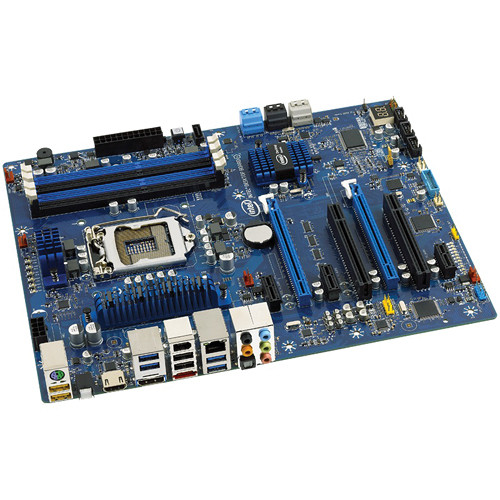 Intel DZ77BH-55K Media Series Desktop Board (Single Pack)