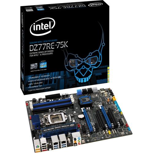 Intel DZ77RE-75K Extreme Series Desktop Board (Single Pack)