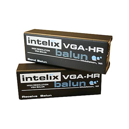 Intelix VGA-HR-F VGA Cat-5 Modular Balun System